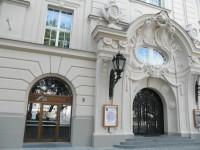 Vchod, Entrance