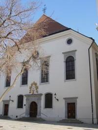 Jezuitský kostol Najsvätejšieho Spasiteľa