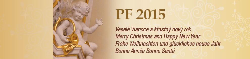 Pour féliciter 2015 Slovenská filharmónia