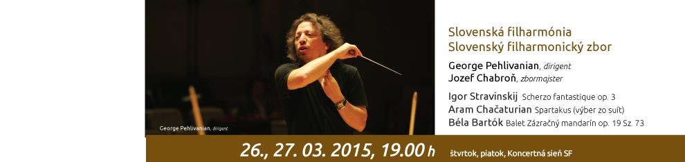 Stravinskij Chačaturian Bartók