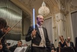 Slovenská filharmónia – Filmová hudba, Rastislav Štúr dirigent Photo © Alexander Trizuljak