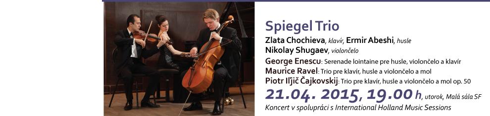 Spiegel Trio