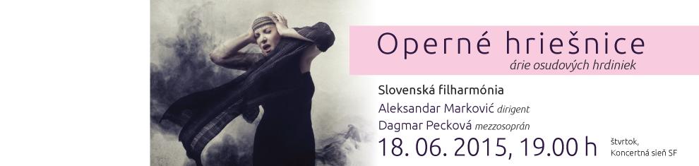 Dagmar Pecková Operné hriešnice