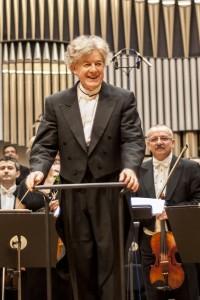 Slovenská filharmónia, James Judd, Simona Houda Šaturová, Marian Lapšanský, Photo © A. Trizuljak