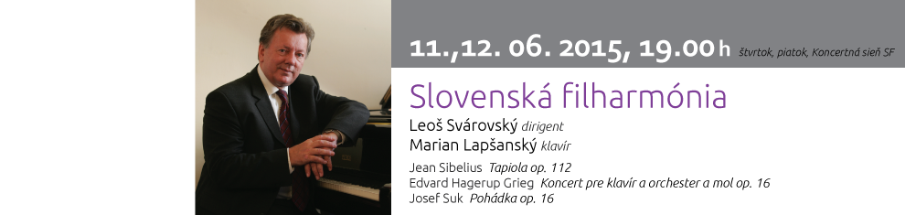 Sibelius Grieg Suk