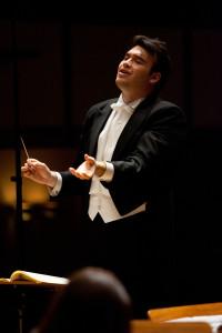 Boian Videnoff, dirigent