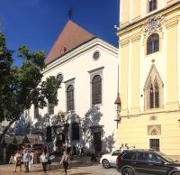 Jezuitský kostol Bratislava