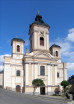 Farský kostol nanebovzatia Panny Márie v Banskej Štiavnici