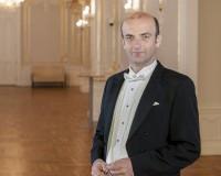 Rastislav Štúr, dirigent Photo © Alexander Trizuljak