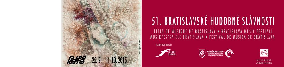 51. Bratislavské hudobné slávnosti