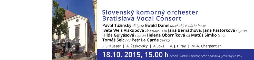 SKO Bratislava Vocal Consort v Jezuitskom kostole-webbanner