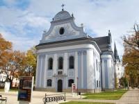 Evanjelický kostol Spišská Nová Ves