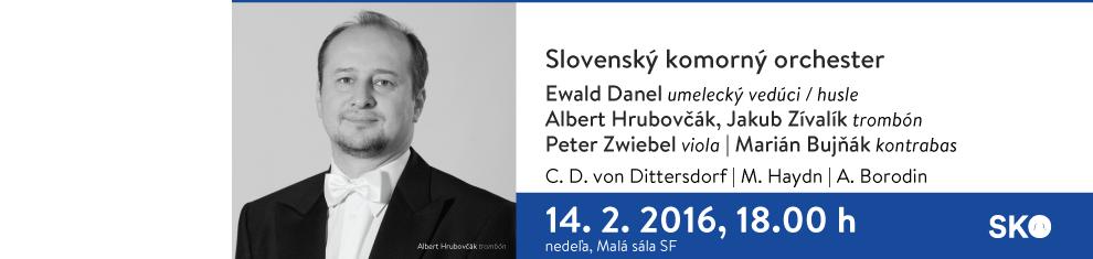 SKO Dittersdorf, Haydn, Borodin