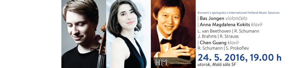 24.05.2016 Beethoven, Schumann, Brahms, Strauss, Prokofiev