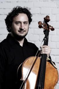 Andrej Gál, violončelo
