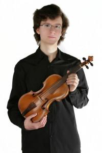 Evgeny Sviridov, husle