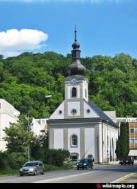 Evanjelický kostol Trenčín