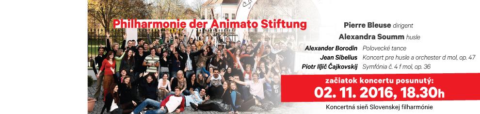 02.11.2016 20161102 Philharmonie der Animato Stiftung