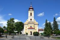 Kostol sv. Jána Krstiteľa Rimavská Sobota