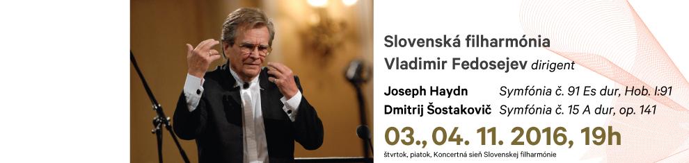 03. 11. 2016 Haydn Šostakovič