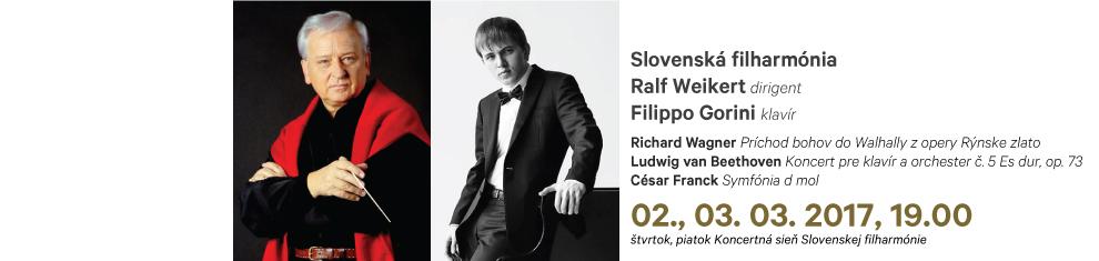 02., 03. 03. 2017 Wagner Beethoven Franck