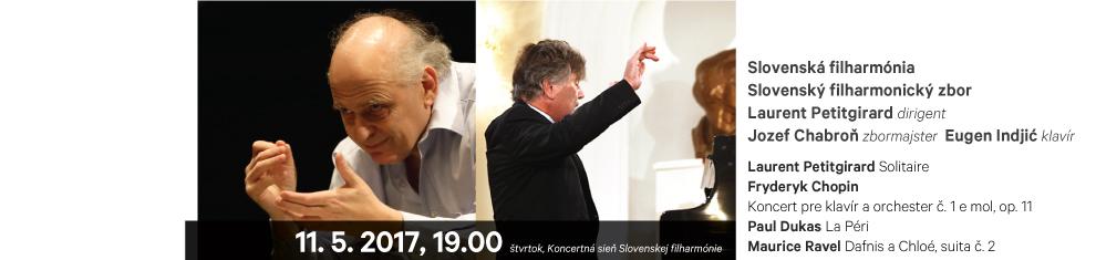 11. 05. 2017 Petitgirard, Chopin, Dukas, Ravel