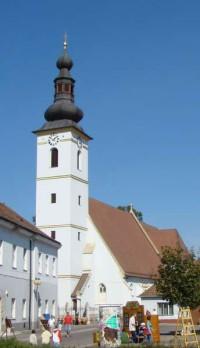 Kostol Nanebovzatia Panny Márie Pezinok