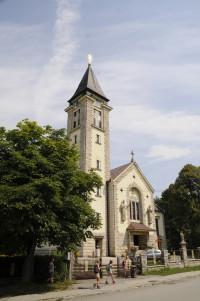 Terchová - Kostol sv. Cyrila a Metoda