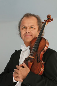Václav Hudeček, husle