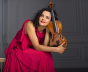 Alena Baeva, husle. Credit V.Shirokov