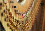 Harp Stringed Tension Concert Classical String