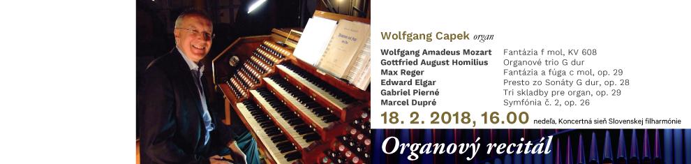 18. 2. 2018 O2 Wolfgang Capek