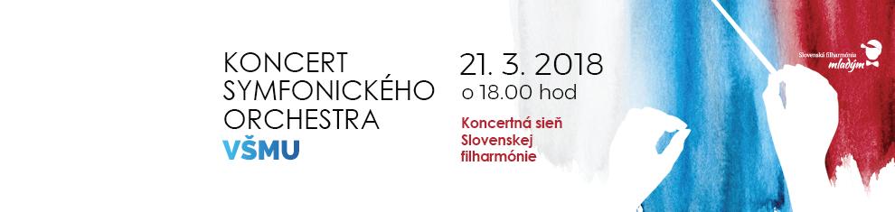 21. 4. 2018 J4 Symfonický orchester VŠMU
