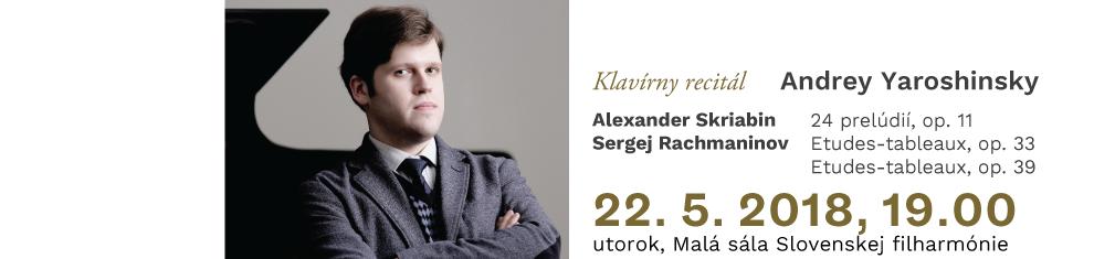 22. 5. 2018 K6 Andrey Yaroshinsky