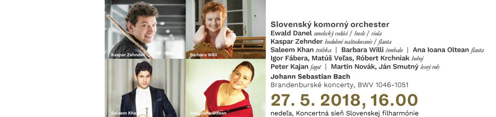 27. 5. 2018 SKO7 Brandeburg Concertos