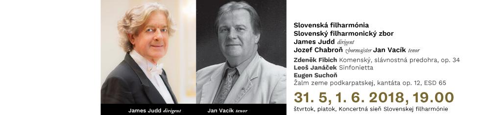 31. 5., 1. 6. 2018 DE12 Fibich Suchoň Janáček