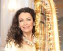 Katarína Turnerová, harfa