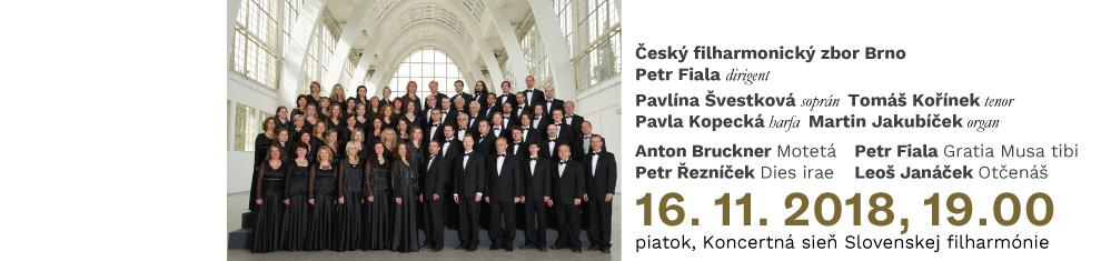 M2 M2 Český filharmonický zbor Brno