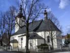 Rajec, Farský kostol sv Ladislava