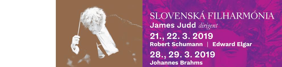 SF koncerty s Jamesom Juddom marec 2019
