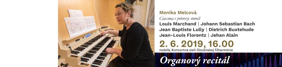 2. 6. 2019 Organový recitál