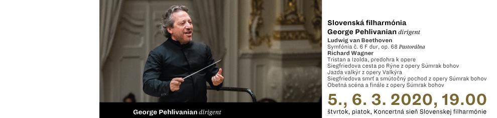 5. a 6. marca 2020 DE6 Beethoven Wagner