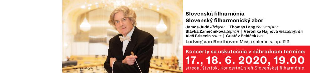 12., 13. marca 2020 AB7 Beethoven Missa solemnis
