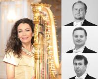 Koncert bez publika 2. júna 2020 Katarína Turnerová, Filharmonické trombónové trio