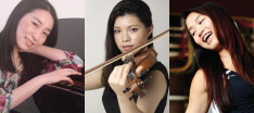 Chisa Kitagawa, Natsumi Ohno, Yang Yang Cai