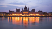 Budapest-Hungarian-Parliament