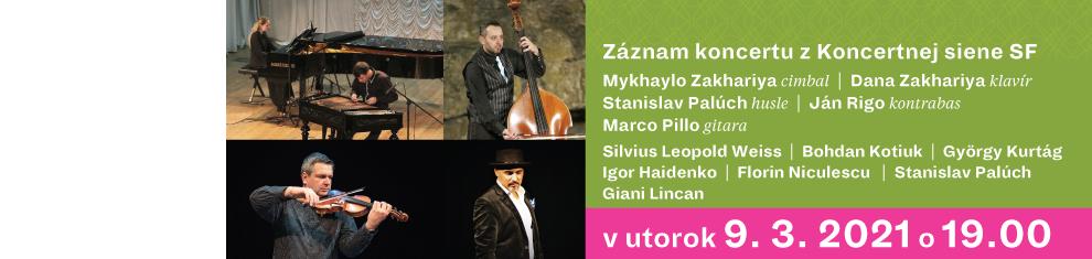 9. marca 2021 Mykhaylo Zakhariya a hostia Online