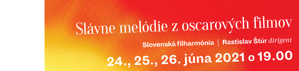 24. a 25. júna 2021 Filmová hudba