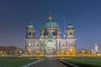 Berliner Dom exterior
